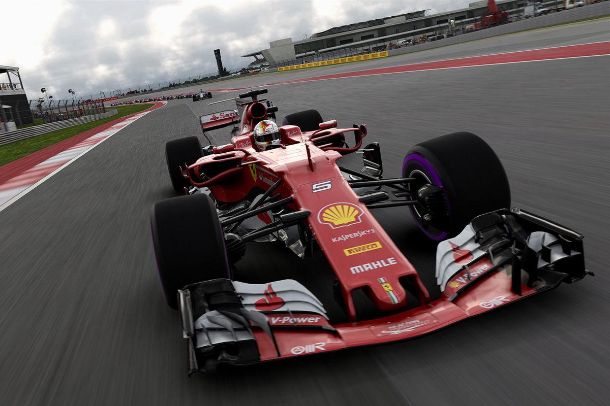 F1 2017 Die Besten Setups Für Alle Strecken Bilder Autobildde