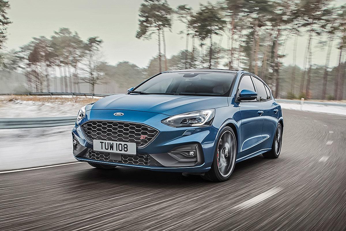 Bildergalerie Ford Focus ST (2019)