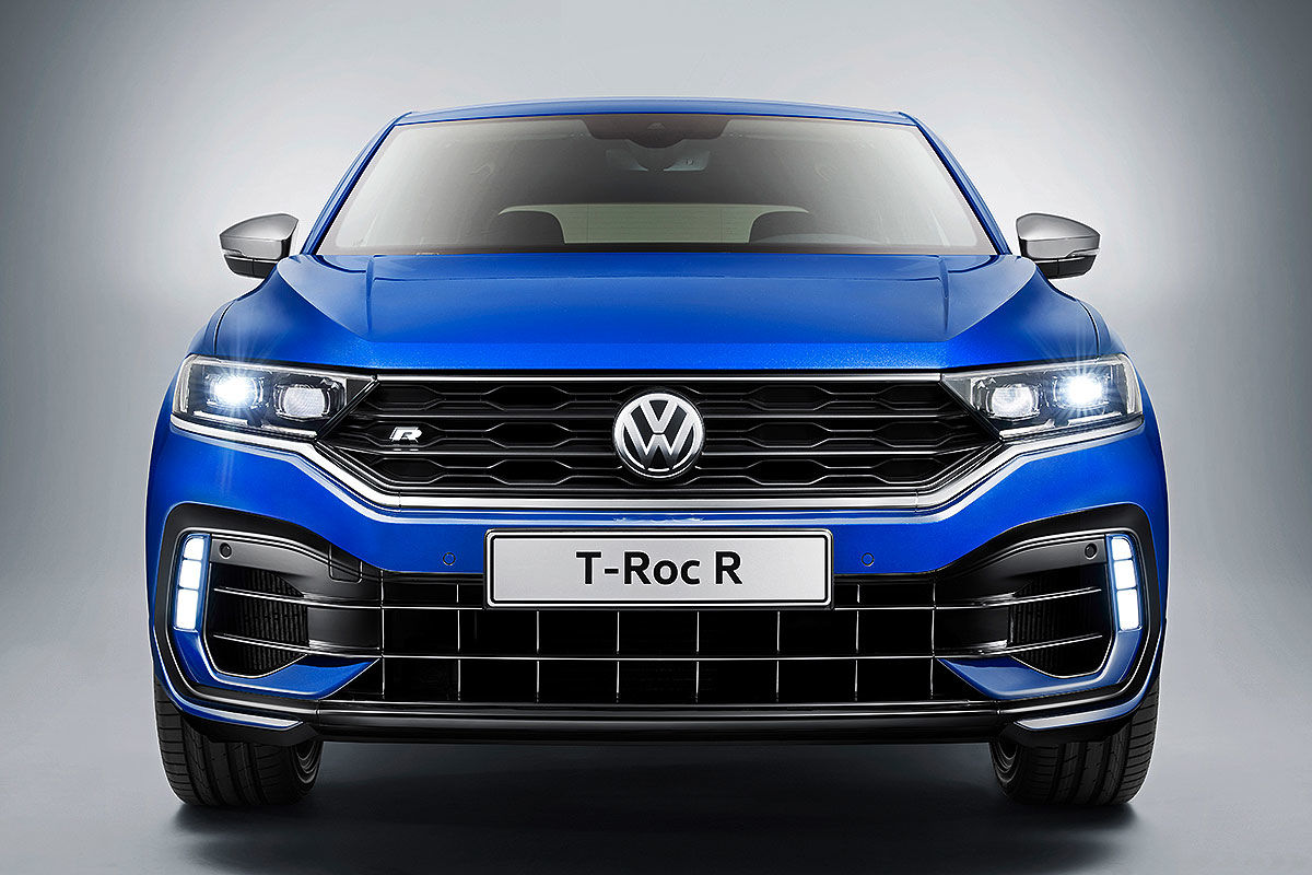 VW T-Roc R (2019)