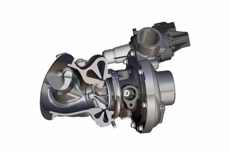 Honeywell Turbolader (2017): Vorstellung