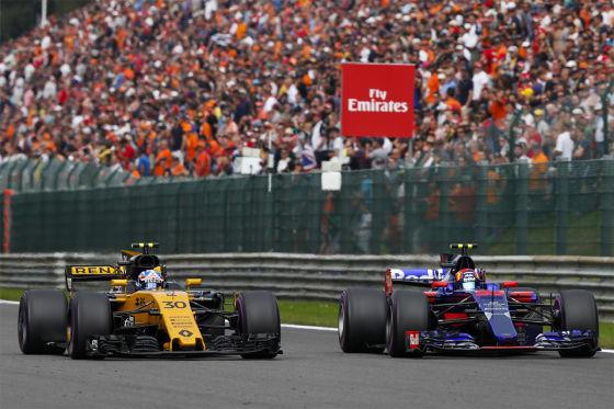 Renault & Toro Rosso