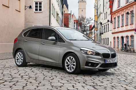 Bmw 218i Active Tourer 100 000 Kilometer Dauertest