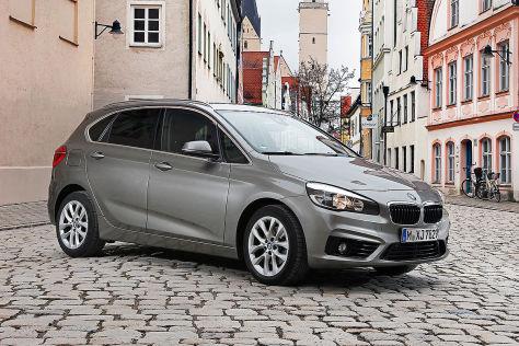 BMW 218i Active Tourer: 100.000-Kilometer-Dauertest ...