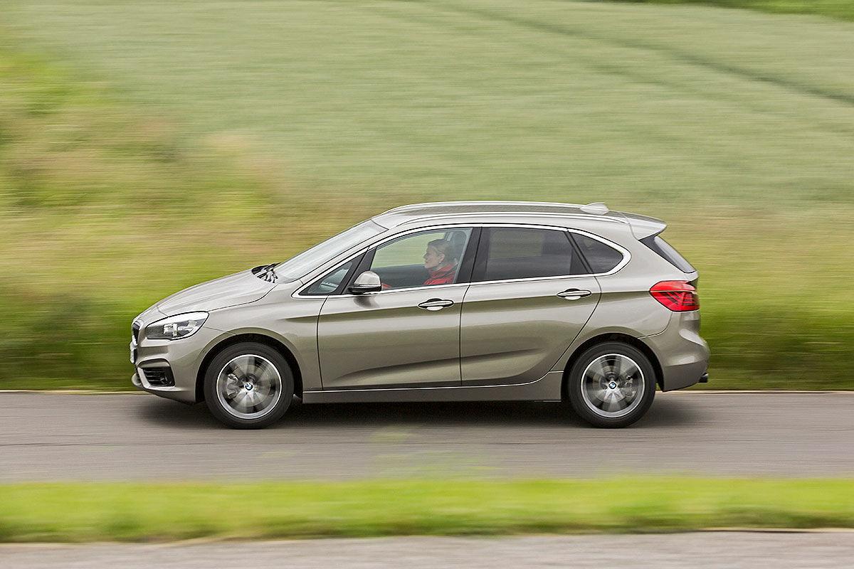 BMW 218i Active Tourer im 100.000-Kilometer-Dauertest