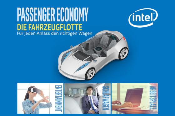 Intel Passenger Economy - Die Fahrzeugflotte
