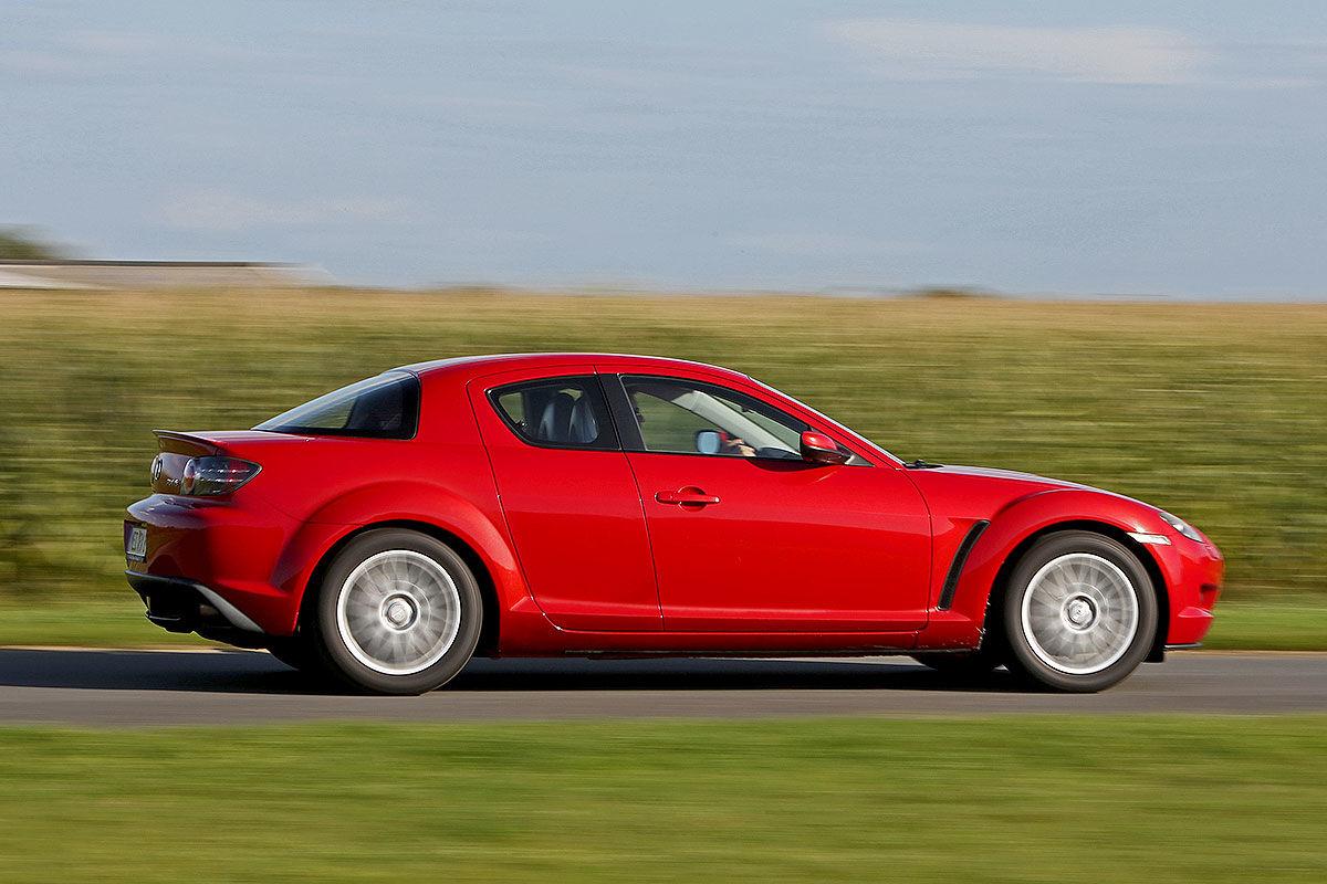 Gebrauchtwagen-Test Mazda RX-8