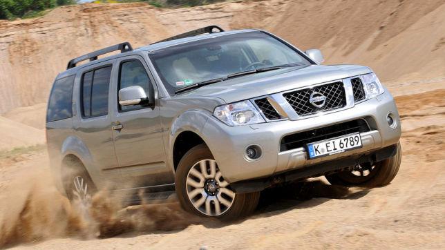 Nissan Pathfinder: Gebrauchtwagen-Test