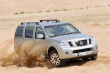 Nissan Pathfinder II: Gebrauchtwagen-Test