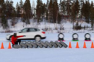 Reifen für Kompakt-SUVs