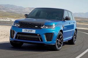 Facelift für den Range Rover Sport