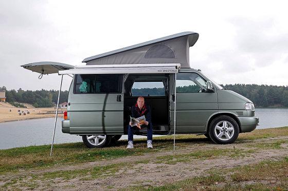 Mini Kühlschrank Vw Bus : Campingbus küche mit stauraum und kühlschrank campistas