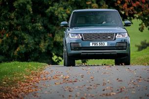 Update für den Range Rover