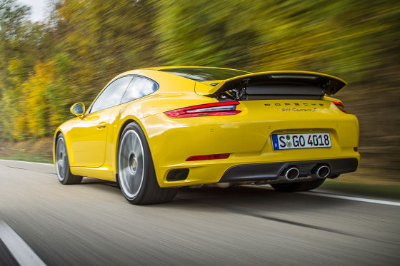 22 Modelle in der Porsche-Flatrate