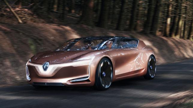 Neue Renault Dacia Und Alpine 2018 2019 2020 2021 Autobildde