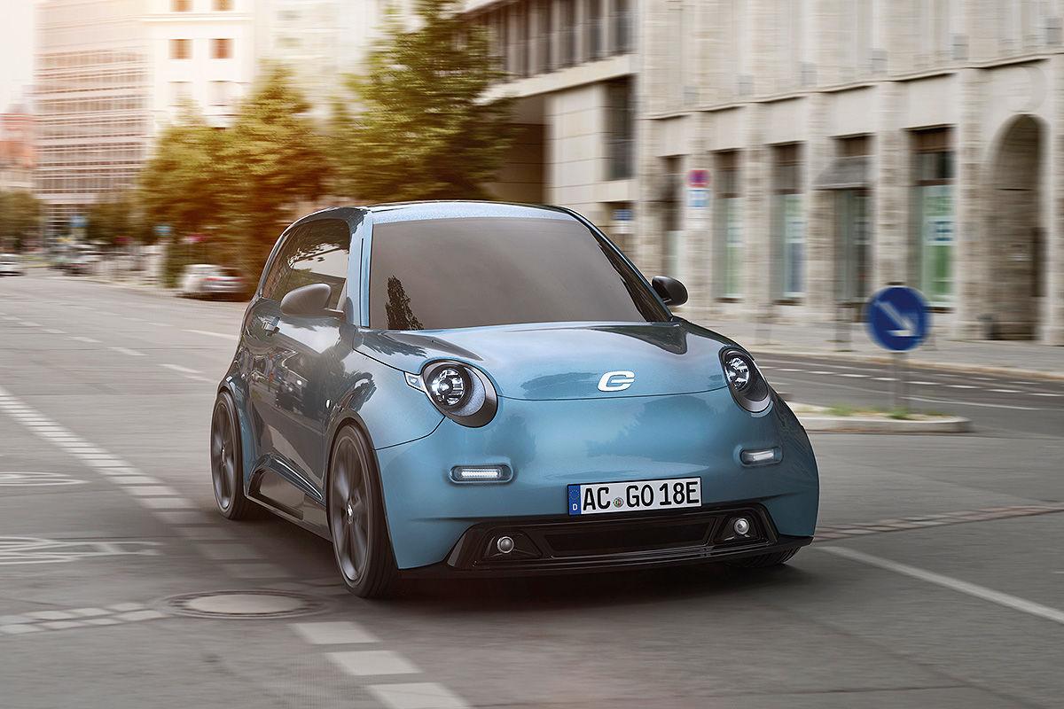 Die günstigsten E-Autos in Deutschland