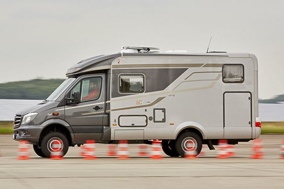 "Hymer ML-T 570 4x4 ""60 Edition"""