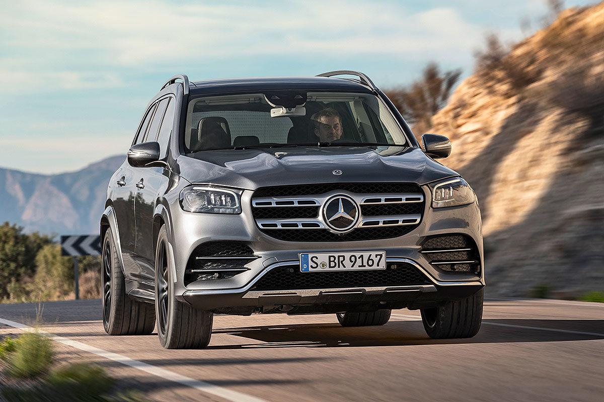 Bildergalerie Mercedes GLS (2019)