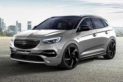 Irmscher Opel Grandland X (2017): Vorstellung