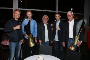 Rosberg-Duo schlägt bei Party auf