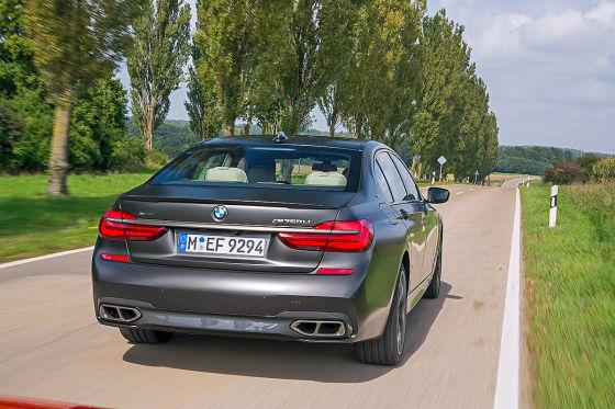 BMW M760iL