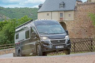 Hobby Vantana K65 ES: Wohnmobil-Dauertest