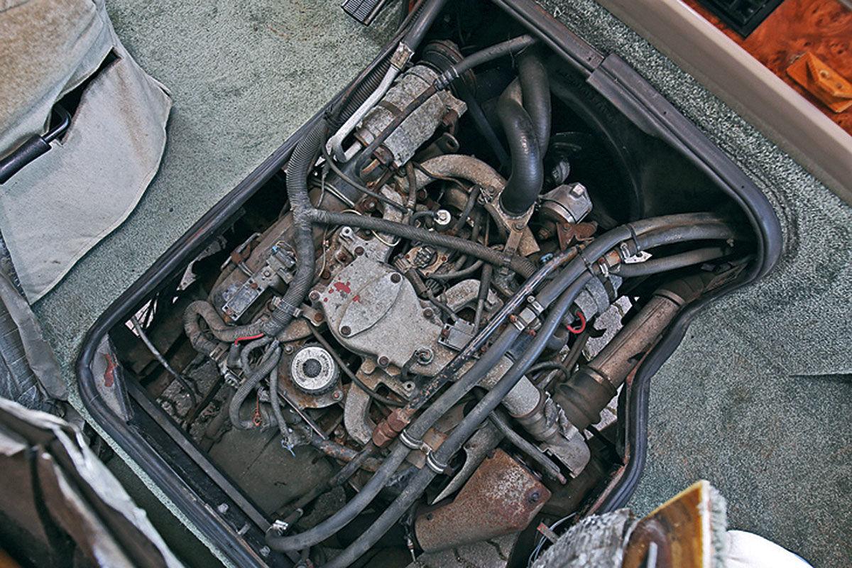 Wohnmobil-Test Winnebago Brave 25RC