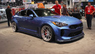 Kia Stinger West Coast Customs (2017): Erster Check