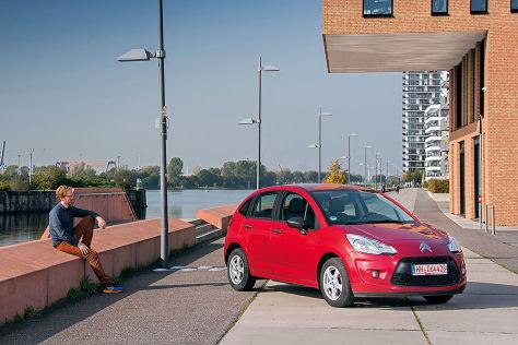 Citroën C3 Gebrauchtwagen Test Autobildde