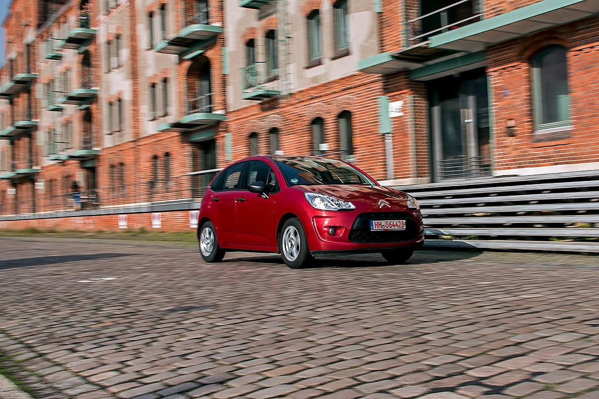 Citroën C3 im Gebrauchtwagen-Test
