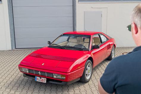Ferrari Mondial Gebrauchtwagen Test Autobild De