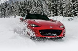 Fahraktion: Mazda