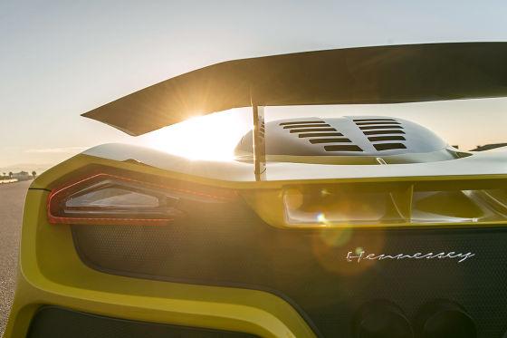 Das schnellste Auto der Welt braucht Zeit