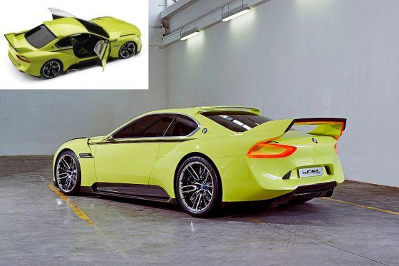 BMW CSL Hommage Car
