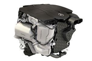 Mercedes Diesel Plug-in-Hybrid