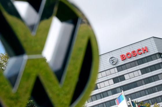 VW Bosch Abgasskandal