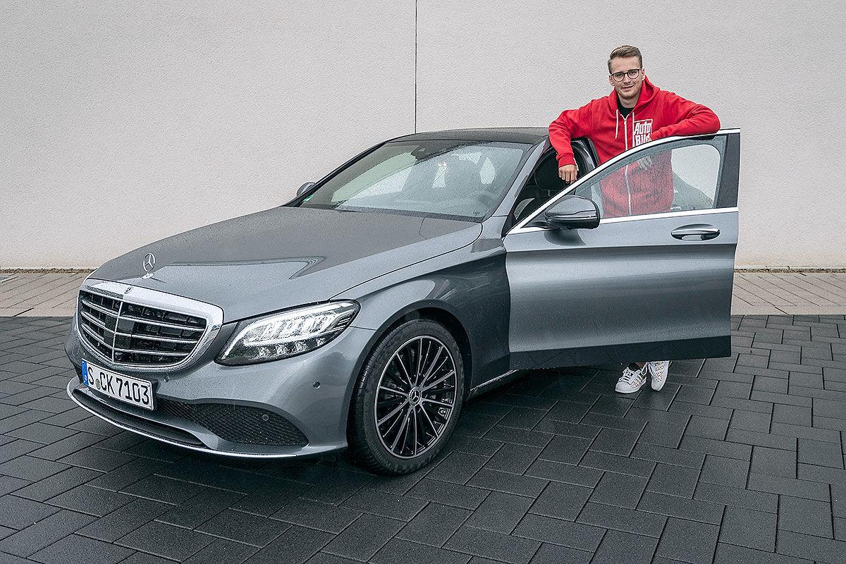 Anlasser Mercedes W