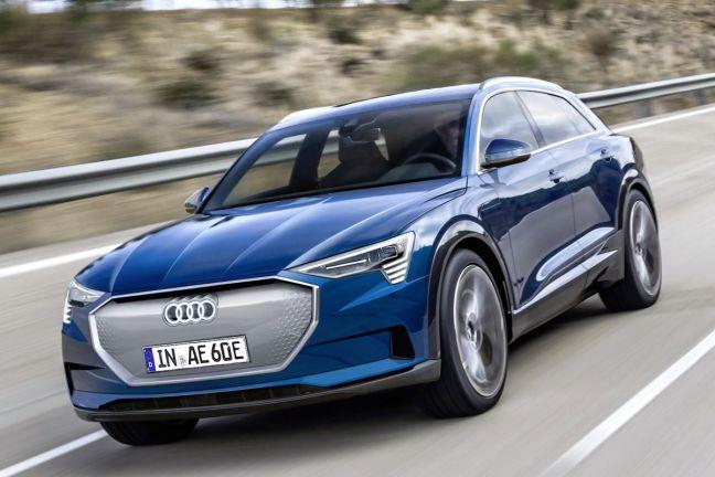 Video: Audi e-tron quattro (2018) - autobild.de