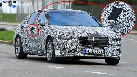 Mercedes S-Klasse W 223 (2020)