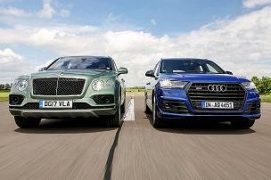 Diesel-Power-SUVs im Test