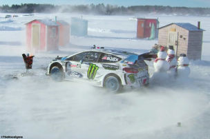 Drift-Orgie mit Ken Block