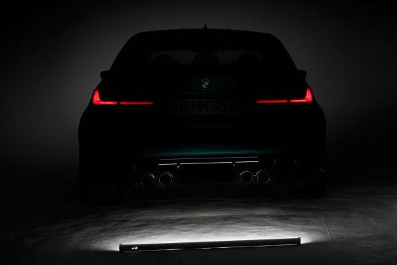 Neuer BMW M3 geleakt
