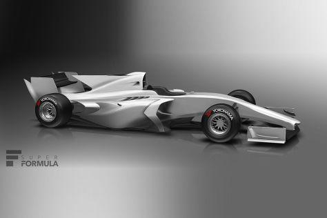 Super Formula: Neue Autos