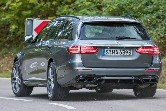 Mercedes-AMG E 63 S T