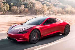Teslas Supersportler versp�tet sich