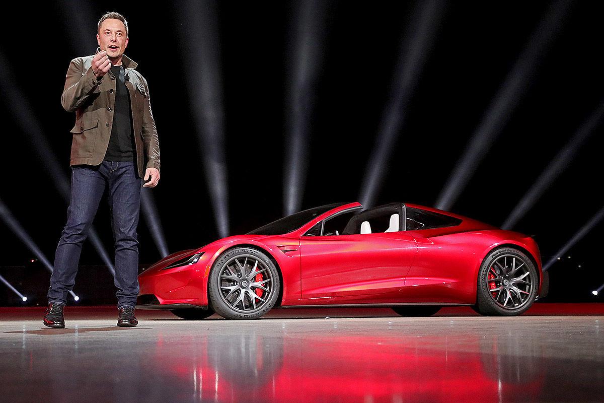 Tesla Roadster (2020): Reichweite, Technische Daten, Preis