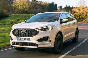 Ford Edge Facelift (2018): Alle Infos