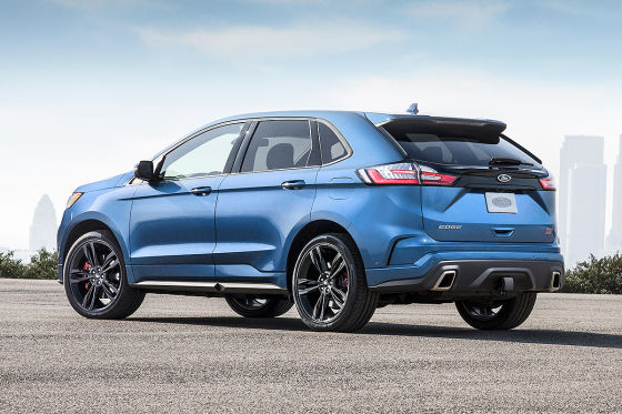 Ford spendiert dem Edge eine 335 PS starke ST-Version!