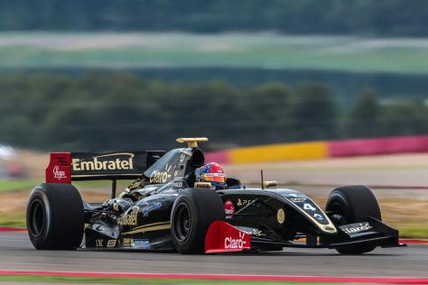 Formel 3.5: V8-Rennserie stirbt