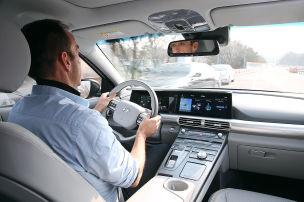 So fährt das Brennstoffzellen-SUV