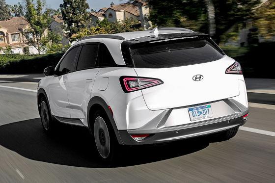 Hyundai setzt auf die Brennstoffzelle